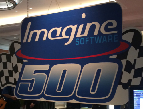 IMAGINE SOFTWARE TRADESHOW BOOTH