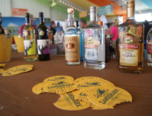 MARGARITAVILLE COMES TO THE PGA