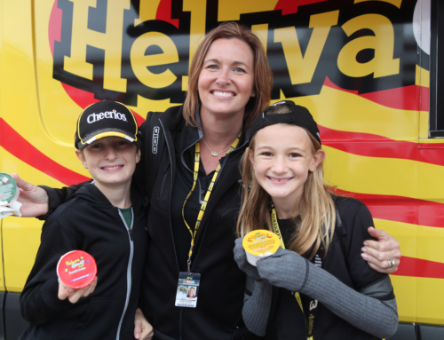 Heluva Good – Tailgate Giveaway Tour