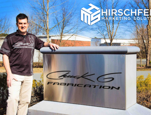 HIRSCHFELD ACQUIRES CHUCK G. FABRICATION